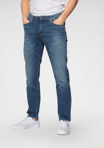 Tommy Jeans Tommy Džinsai Straight-Jeans »RYAN«