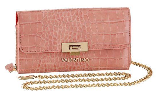 VALENTINO BAGS Geldbörse, mit Handyfach, kann auch als Umhängetasche getragen werden