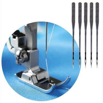 Pro Home Strickmaschine, Universal-, Jeansnadeln für Nähmaschinen, versch. Größen