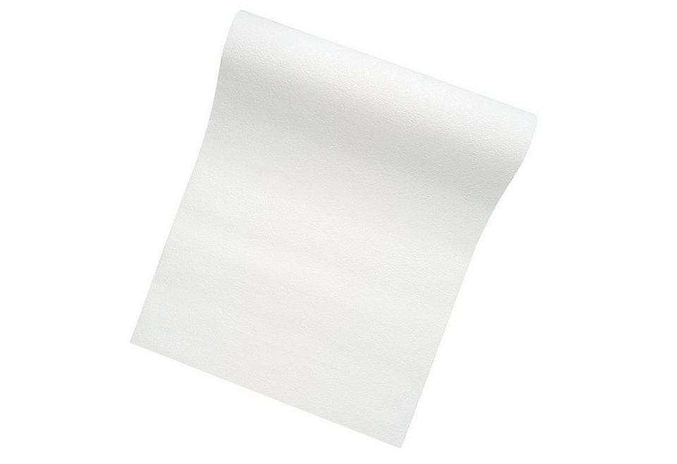 Vliestapete, Rasch, »Mombasa« in Weiß