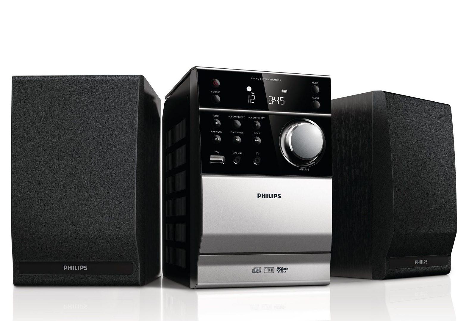Philips MCM1120 Philips Kompaktanlage