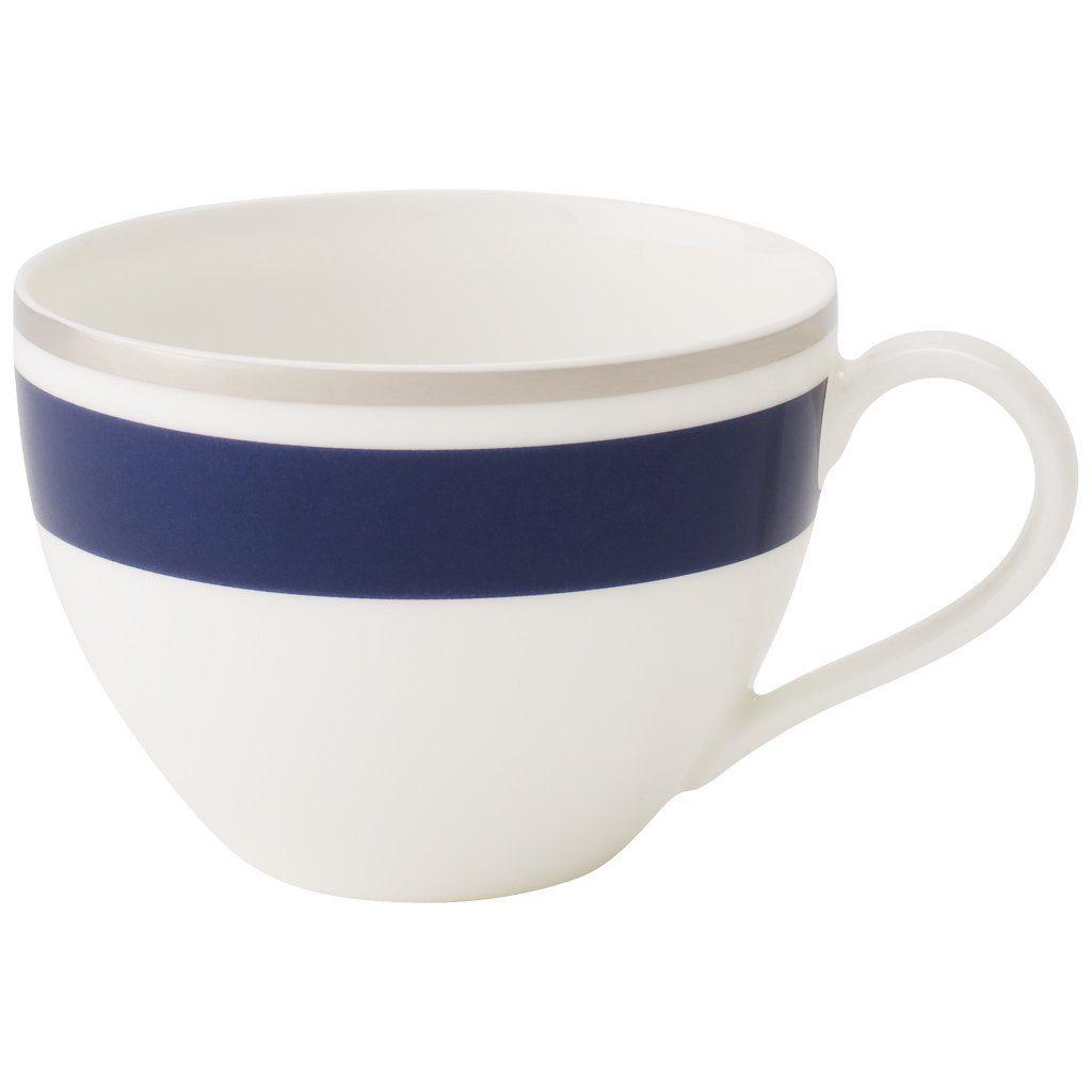 VILLEROY & BOCH Kaffeeobertasse »Anmut My Colour Ocean Blue«