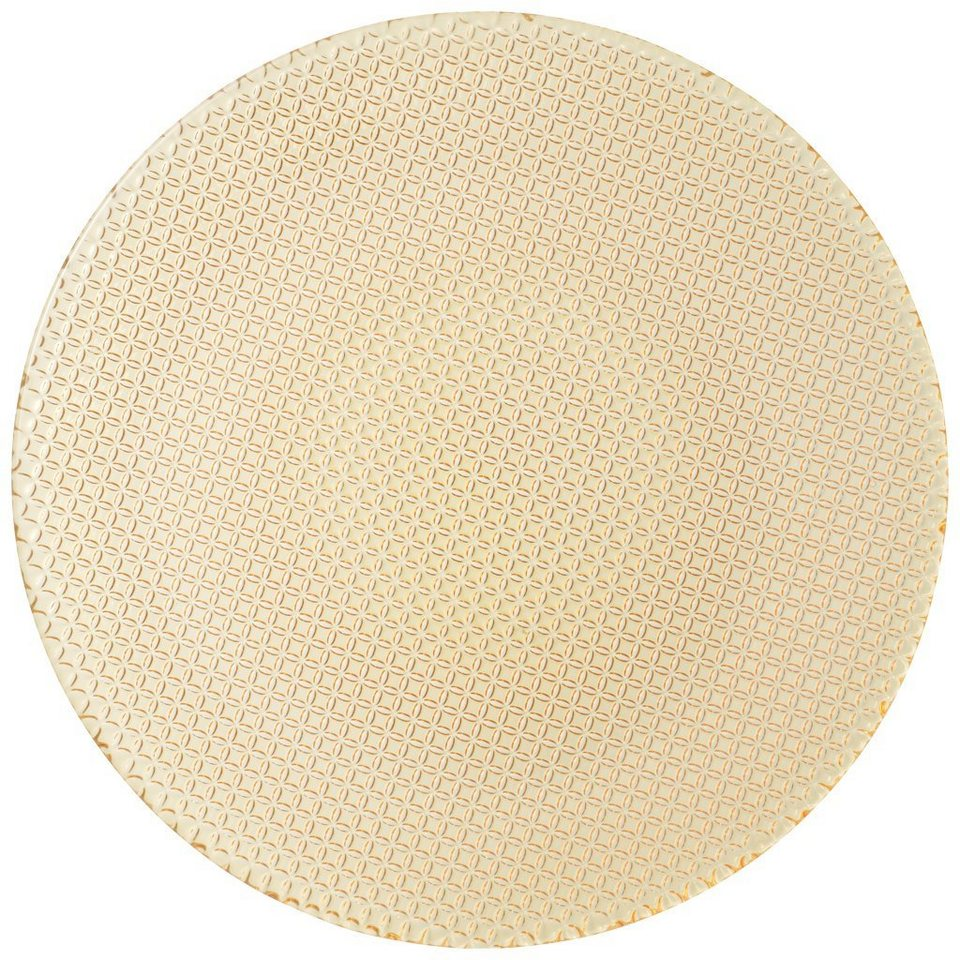 VILLEROY & BOCH Platzteller amber »Colour Concept« in Dekoriert