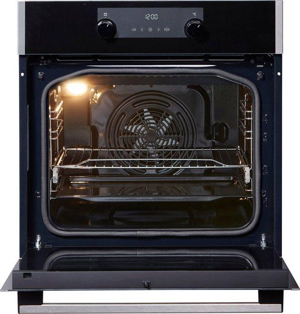 Küchengroßgeräte - GORENJE Backofen Set PACIFIC Pyro Glas, mit 1 fach Teleskopauszug, Pyrolyse Selbstreinigung  - Onlineshop OTTO