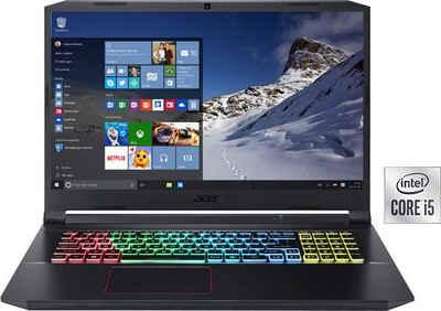 Acer Nitro 5 (AN517-52-58NB) Gaming-Notebook (43,94 cm/17,3 Zoll, Intel Core i5, GeForce RTX™ 3060, 512 GB SSD, NVIDIA RTX 3060 Grafik)