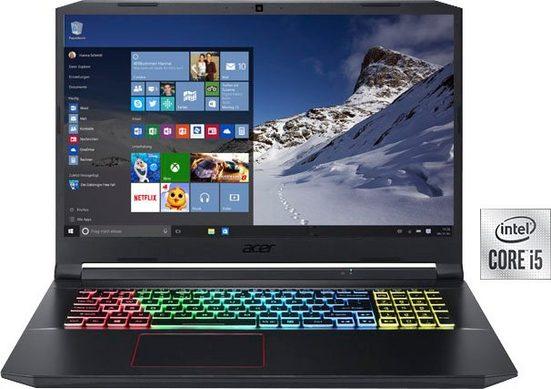 Acer Nitro 5 (AN517-52-58NB) Gaming-Notebook (43,94 cm/17,3 Zoll, Intel Core i5 10300H, GeForce RTX™ 3060, 512 GB SSD, NVIDIA RTX 3060 Grafik)