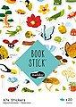 maildor Sticker »Buch Happy Nature«, 20 Bogen, Bild 2