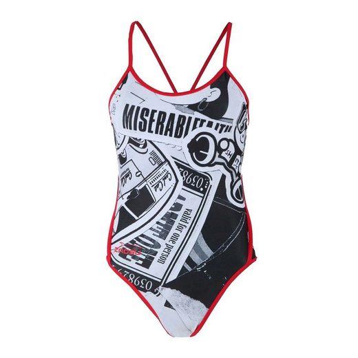 ZAOSU Schwimmanzug »Urban Art Schwimmanzug Mädchen«