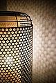 Nino Leuchten Stehlampe »Denton«, moderne Stehleuchte, inkl. wechselbarem LED-Leuchtmittel, Höhe 111 cm, Ø 30 cm, Bild 5