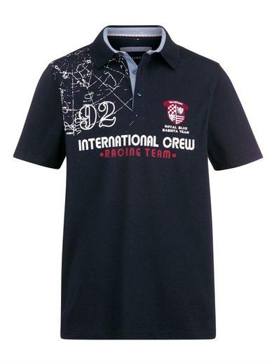 Babista Poloshirt mit maritimen Details
