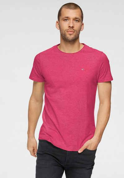 Tommy Jeans T-Shirt »TJM SLIM JASPE C NECK«