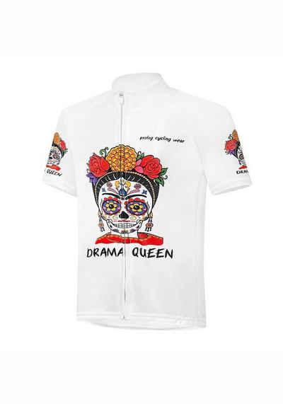 prolog cycling wear Trikot »Drama Queen« mit atmungsaktiver Eigenschaft