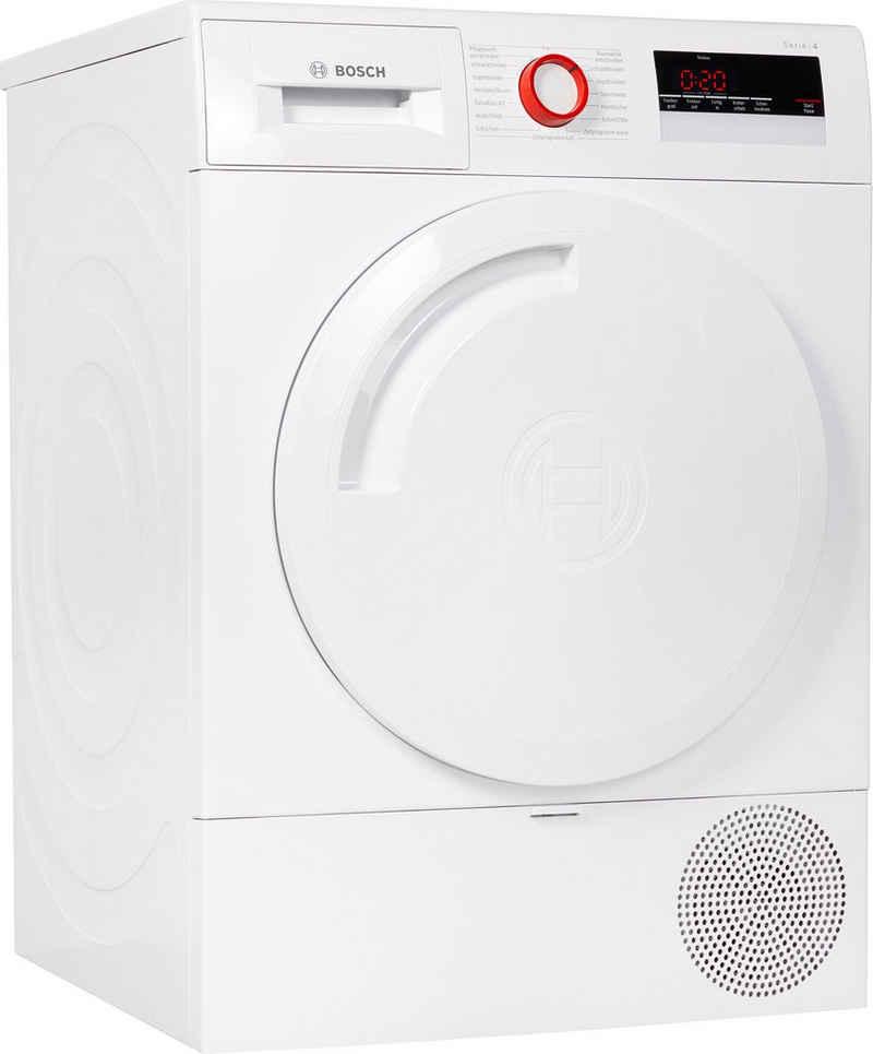 BOSCH Wärmepumpentrockner 4 WTR83VV9, 7 kg