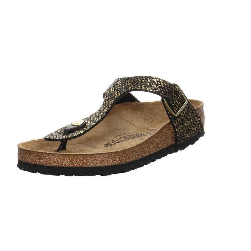 Birkenstock »Gizeh Pantolette Sandalen Sandaletten« Zehentrenner