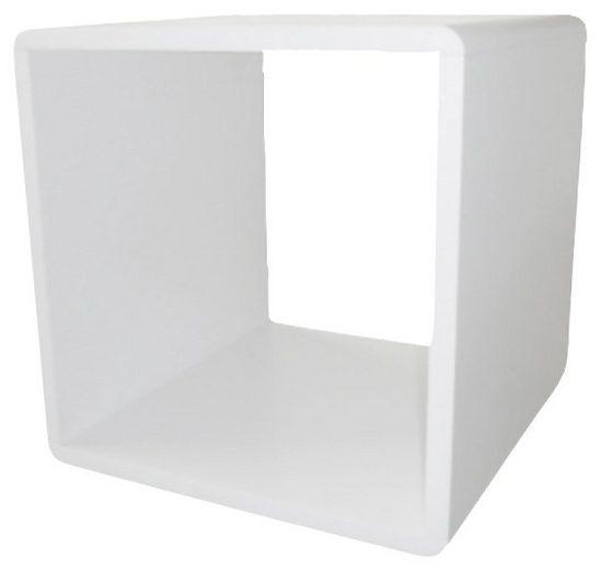 PHOENIX MÖBEL Regal »Cubix«, B/H/T: 38 x 38 x 38 cm