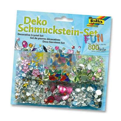 Folia Streudeko »Schmucksteinset Fun, über 800 Teile«
