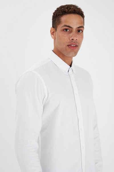 Blend Langarmhemd »BHNAIL«