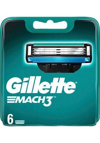 Gillette Rasierklingen »Mach 3« 6-tlg.