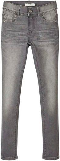 Name It Stretch-Jeans »NKFPOLLY« aus bequemem Stretchdenim