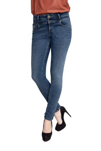 Zhrill Skinny-fit-Jeans Damen Jeanshose Röhren 5 Pocket Vintage Skinny Fit Kela
