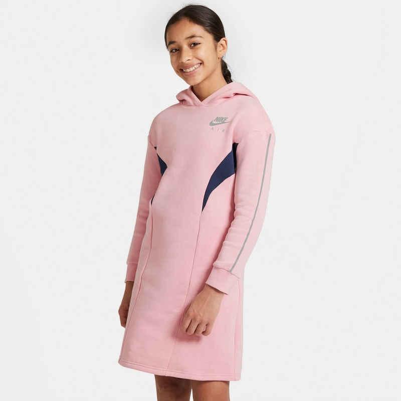Nike Sportswear Sweatkleid »AIR BIG KIDS (GIRLS) FLEECE DRESS«