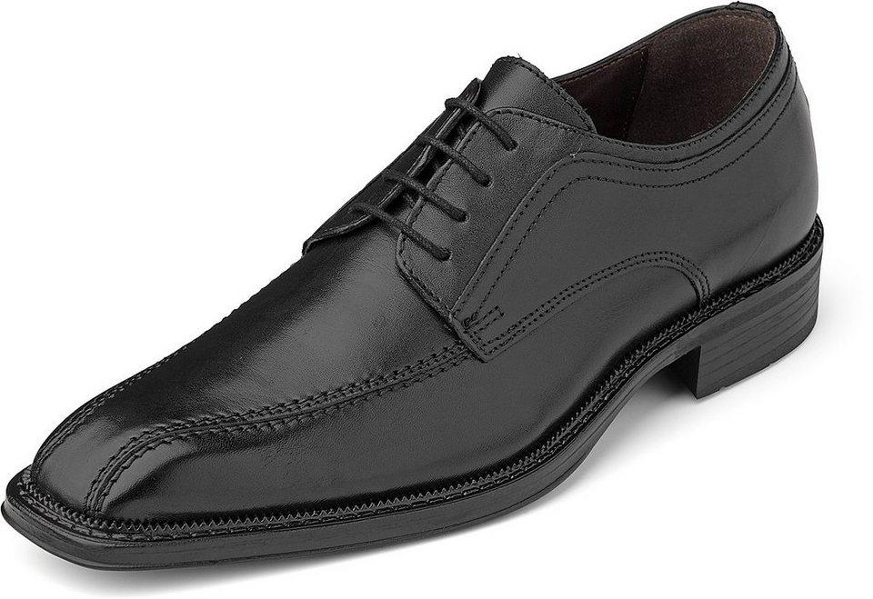 Görtz Shoes Business-Schnürschuh in schwarz