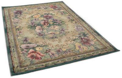 Teppich »Gabiro 72«, THEKO, rechteckig, Höhe 10 mm, Orient-Optik, Vintage Design, Wohnzimmer