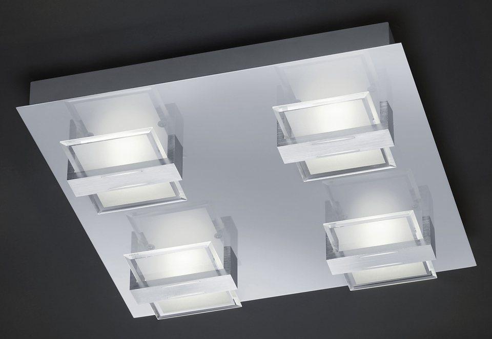 LED Wand-/Deckenleuchte, 1 - 4-flg., Trio | Lampen > Deckenleuchten > Deckenlampen | Chrom - Weiß | TRIO Leuchten