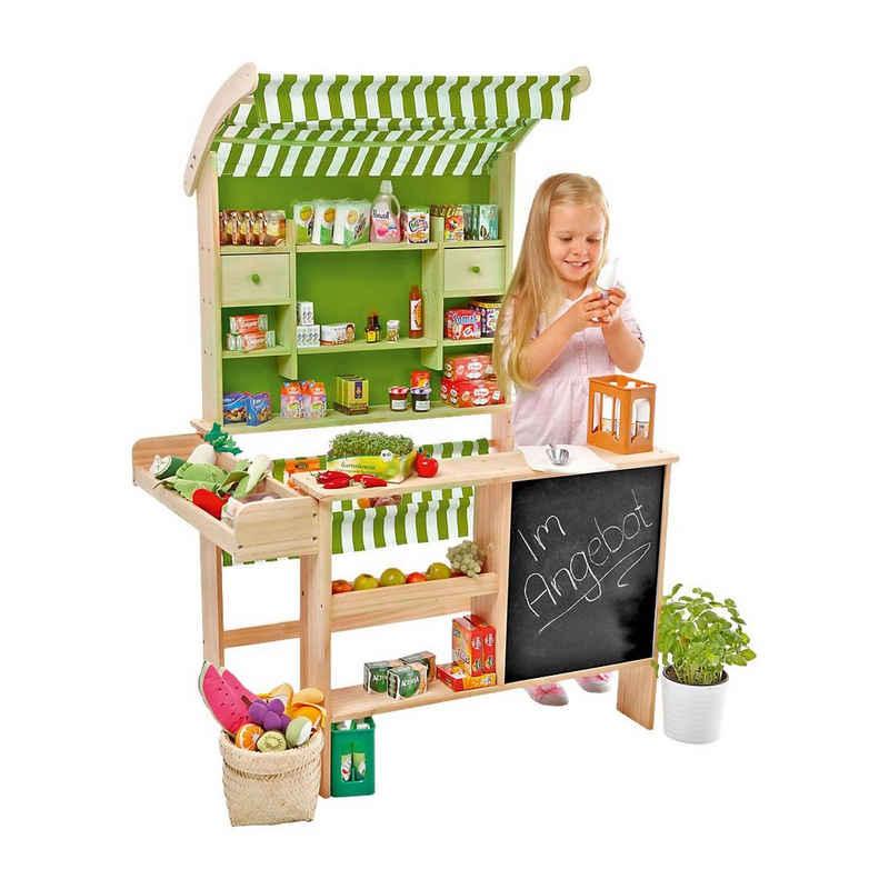 Chr. Tanner Kaufladen »großer Biomarkt aus Holz mit 40«