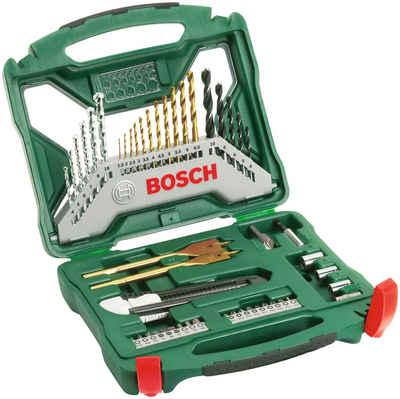 BOSCH Bohrer- und Bitset »X-Line Titanium«, Set, 50-St.