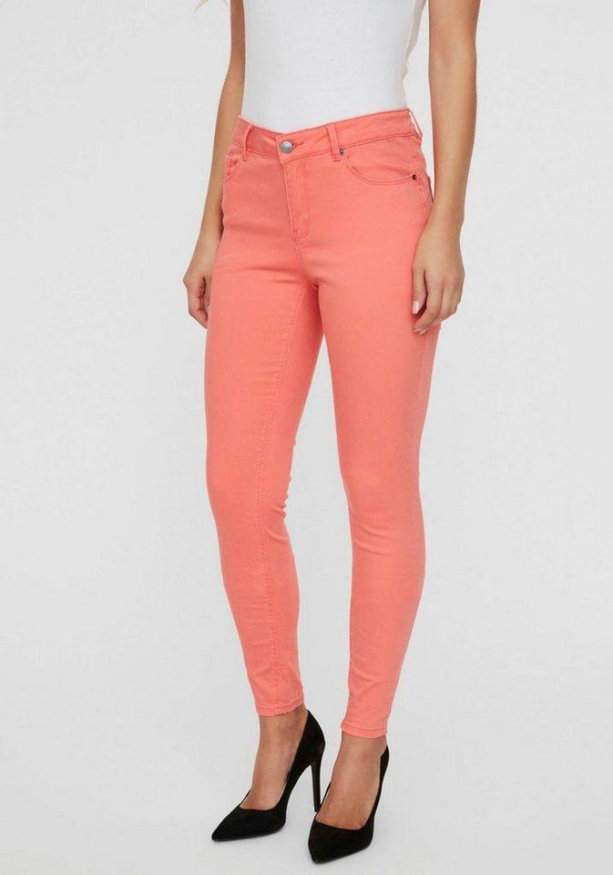 vero moda -  Skinny-fit-Jeans »VMHOT SEVEN«