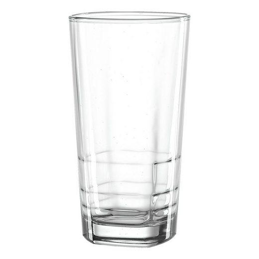 Ritzenhoff & Breker Longdrinkglas »QUAM«, Glas, spülmaschinenfest und stapelbar
