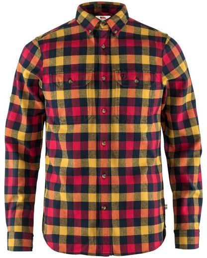 Schlussverkauf Fjällräven Langarmhemd »Hemd Skog«