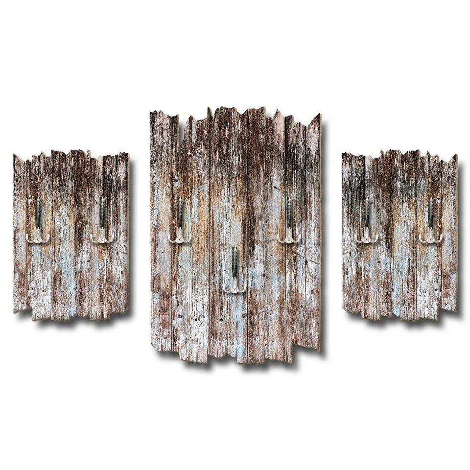 FURUOWAN/® 3 Print Artwork Wandkunst Dekor Volle Gr/ö/ße//Rahmen//Cooles Muster//Amerika Film Action Abenteuer 3 Panels Wandkunst Poster Artwork Home Decor Bilder f/ür Badezimmer Wohnzimmer