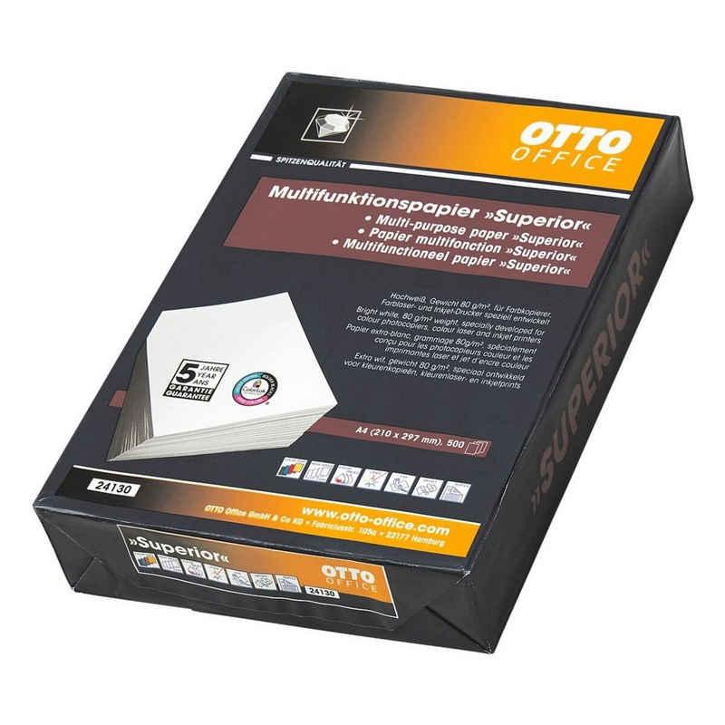 Otto Office Premium Druckerpapier »Superior«, Format DIN A4, 80 g/m²