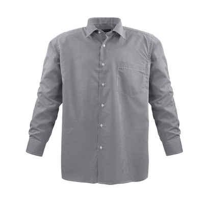 Lavecchia Hemd »Übergrößen Hemd« Übergrößen Hemd, lang Arm