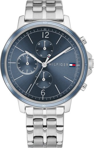 TOMMY HILFIGER Multifunktionsuhr »Casual, 1782188«
