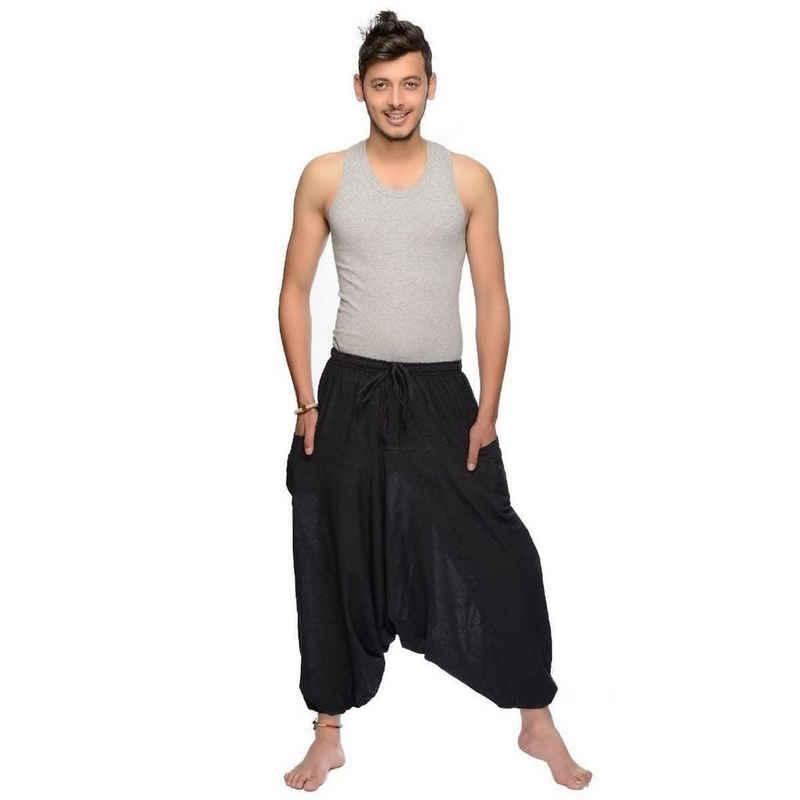 SIMANDRA Haremshose »Singharaja Herren« (1-tlg) mit elastischem Bund
