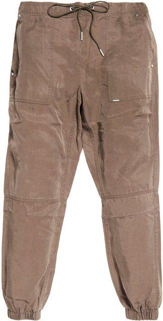 Hosen - Superdry Jogger Pants »SONORAN TENCEL JOGGER« › grün  - Onlineshop OTTO