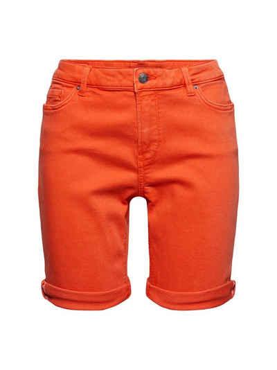 Esprit Shorts »Jogger-Shorts mit Organic Cotton« (1-tlg)