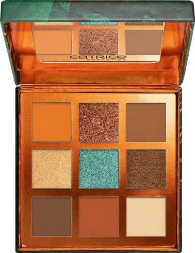 Catrice Lidschatten-Palette »Bronze Away To... Eyeshadow Palette C01«