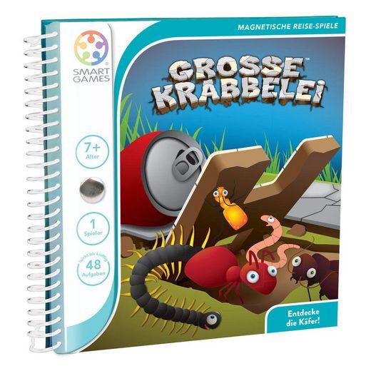 Smart Games Spielesammlung, Reisespiel »Große Krabbelei«