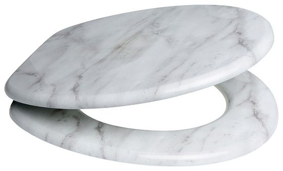 SANILO WC-Sitz »Marmor«
