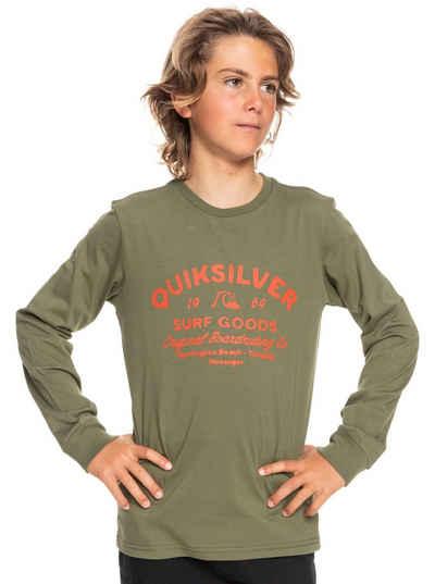 Quiksilver Langarmshirt »Closed Tion«