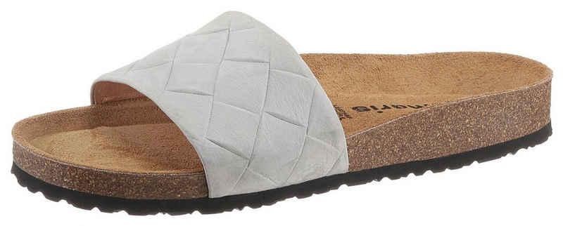Tamaris »CORRA« Pantolette mit geprägter Bandage