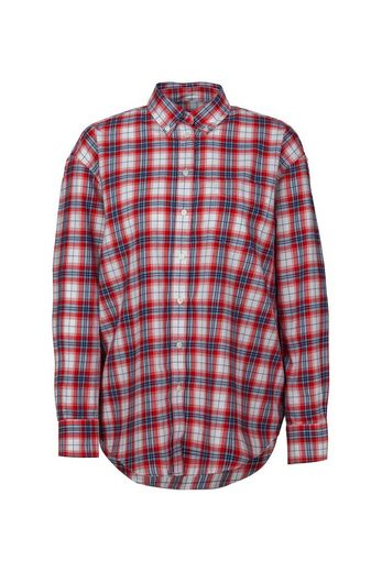 Gant Hemdbluse »D2. Flannel Check Relaxed Shirt«