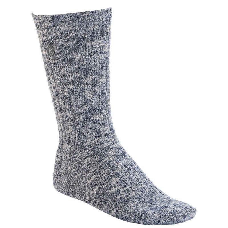 Birkenstock Kurzsocken »Herren Socken - Strumpf, Cotton Slub,«