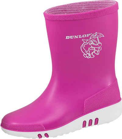 Dunlop »K172110« Gummistiefel Mini pink