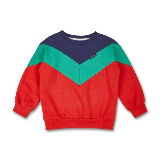 Manitober Sweatshirt »Kinder Cut & Sew Sweatshirt (Bio-Baumwolle, kbA)« Sweatshirt