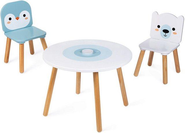 Sitzmöbel - Janod Kindersitzgruppe »Arktis«  - Onlineshop OTTO
